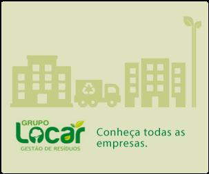 Grupo Locar. Conheça todas as empresas